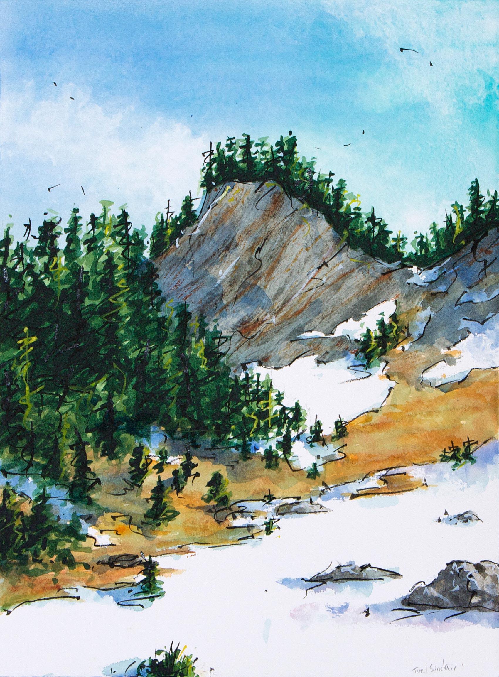 Mountain Meadow Thaw