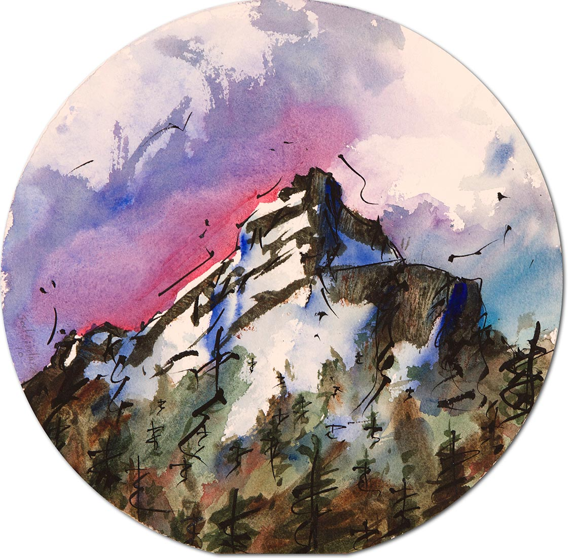 Rose Peak