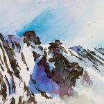 Ridged Fade - 2015 - 6x16