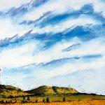 Sage Pickin - 2010 - 30x22